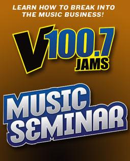 V100.7 Music Seminar