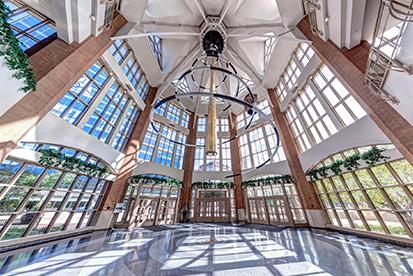 Wisconsin Center Interior