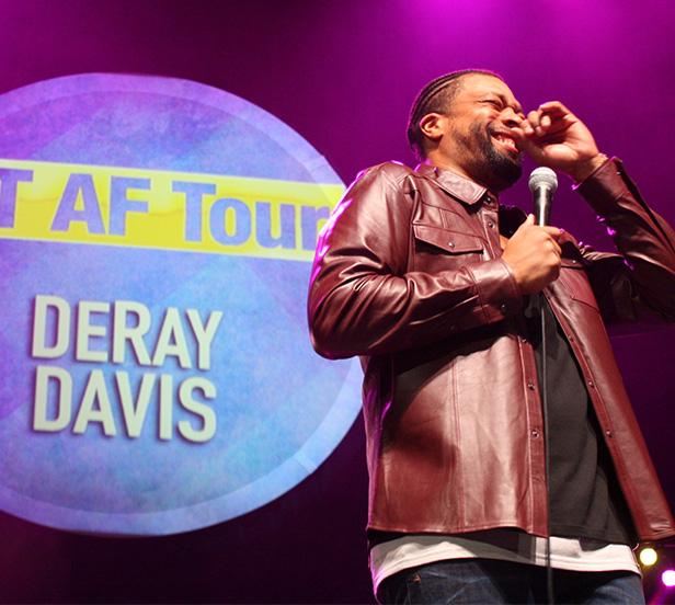 Lit AF Comedy Tour 2018