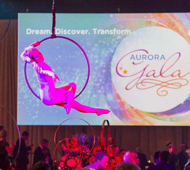 Aurora Gala 2018