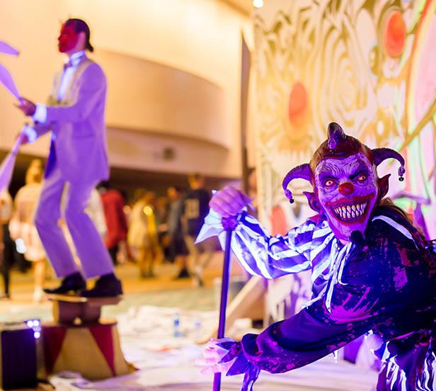 Jawbreaker Carnival Performers