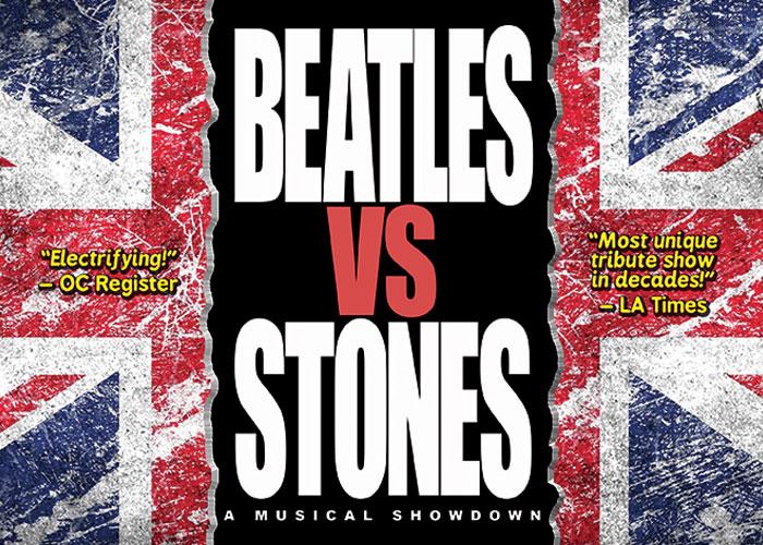 Beatles vs. Stones: A Musical Showdown