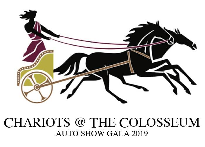 Chariots @ The Colosseum: Auto Show Gala 2019