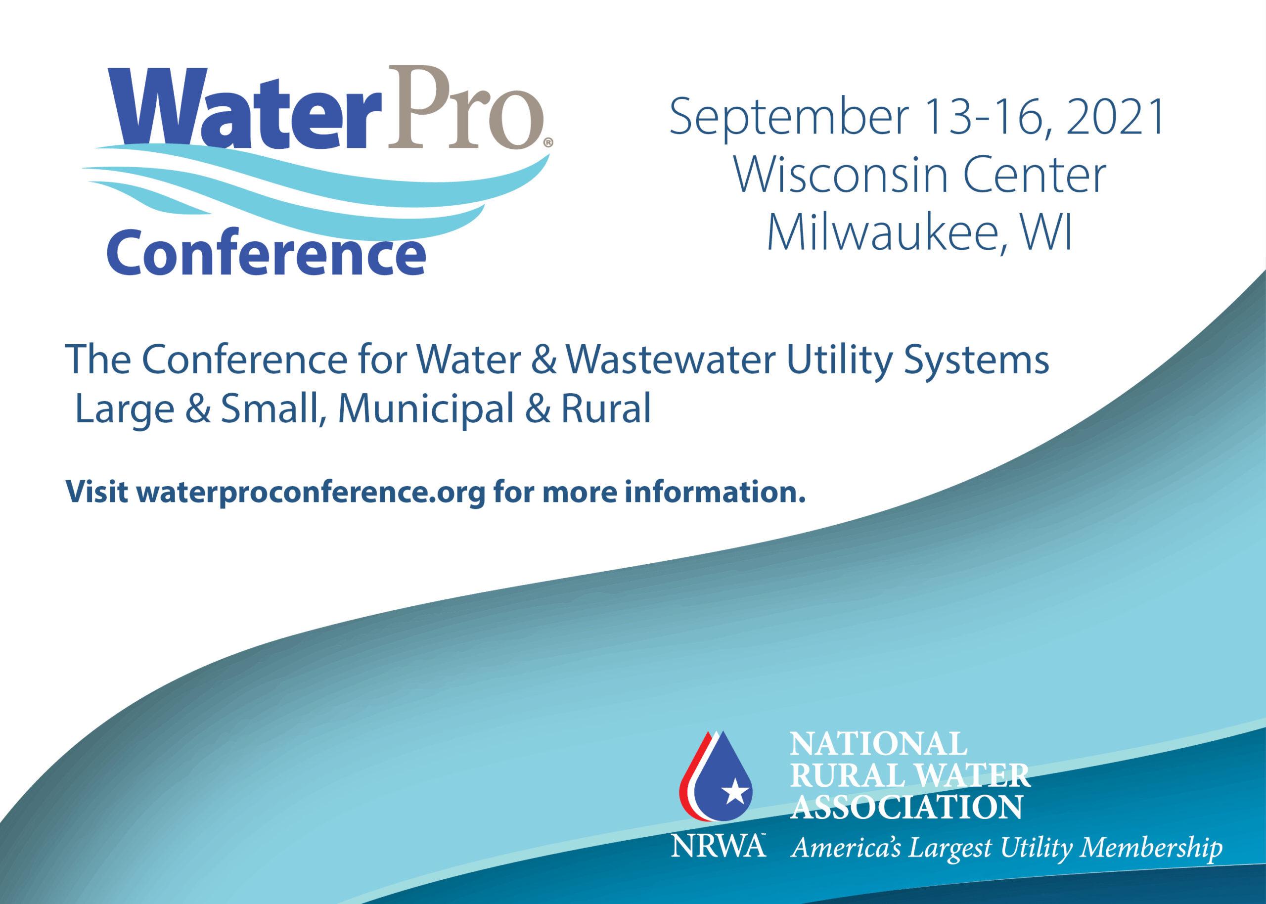 WaterPro Conference