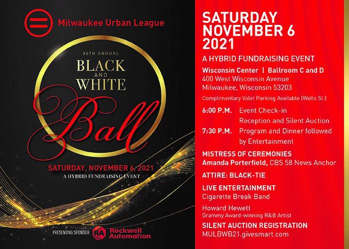 36th Annual Black and White Ball